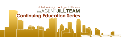 Agent Jill Team Continuing Education Series